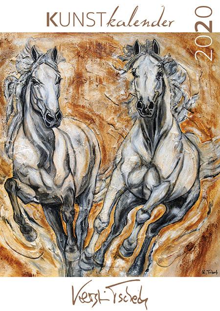 Pferdekalender 2020 Kerstin Tschech